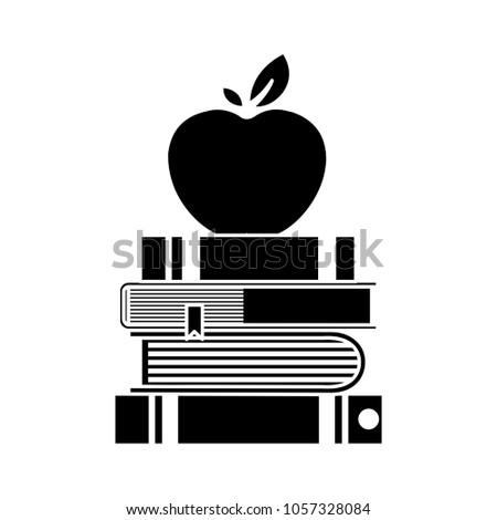 education flat icon