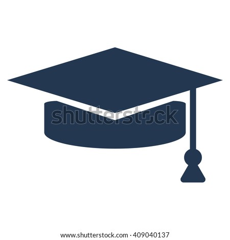 education icon vector art picture image logo sign flat design app