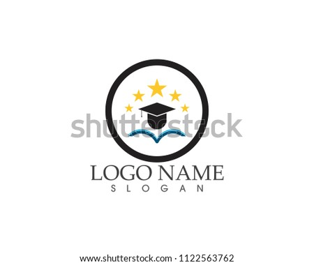 Education people logo vector template