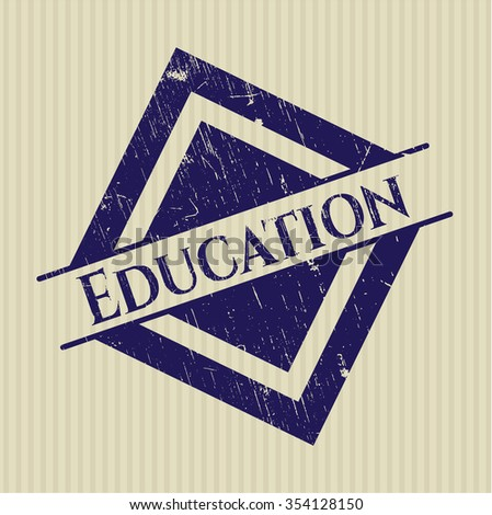 Education rubber texture