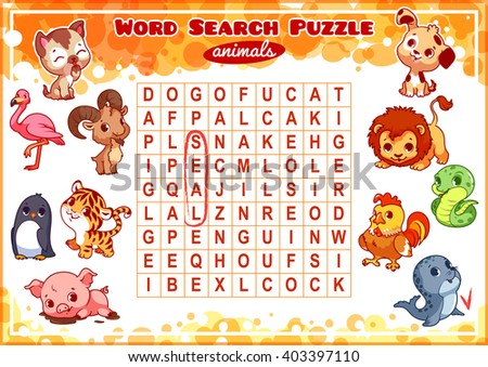 Word Search Free Vector Art - (80 Free Downloads)