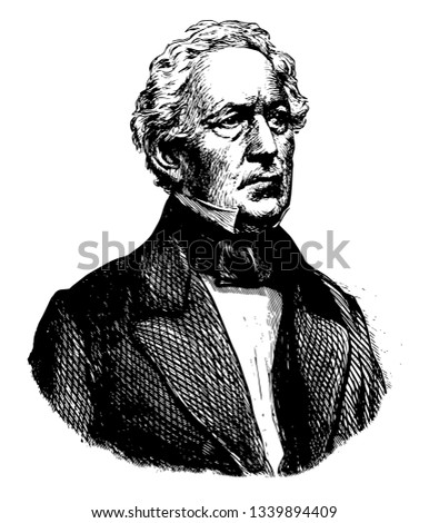 Edward Everett 1794 to 1865 he was an American politician pastor educator orator U.S. senator the 15th governor of Massachusetts and United States secretary of state vintage