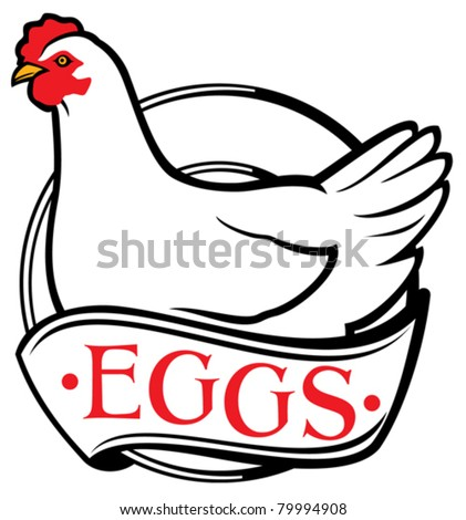 Chicken Farm Logo Design Egg Farm Chicken Egg Design