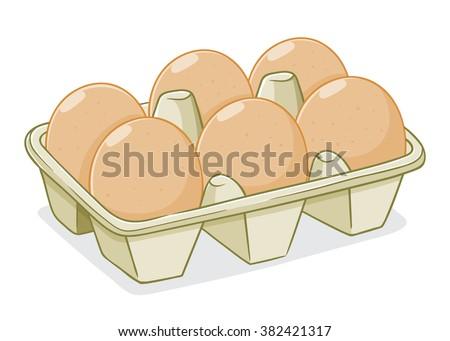egg carton labels template - carton vector free vector 4vector