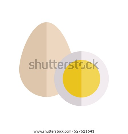 eggs vector illustration flat