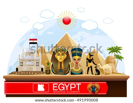 egypt landmarks and travel