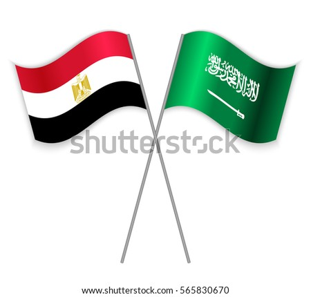 egyptian and saudi arabian