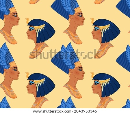 egyptian beauty queens