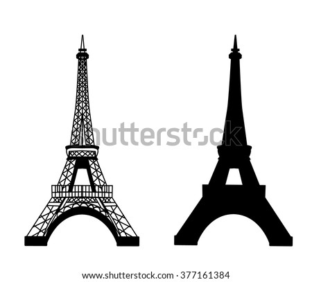 Eiffel tower isolated download free vector art stock graphics eiffel tower isolated vector illustration thecheapjerseys Image collections