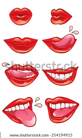 28444869 Symbol Button Iconswebsite Icon Logo Icons Icons Set Web Search People Lip Over Website com Business Icon - Licking