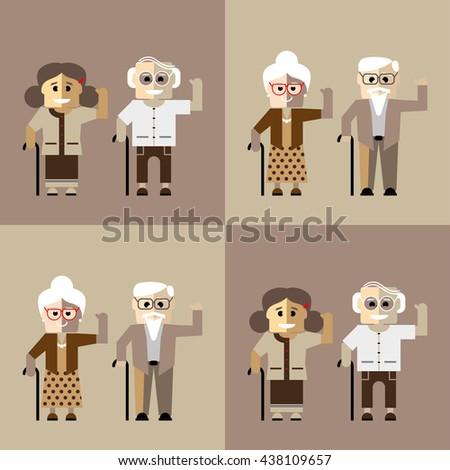 elderly couples prove youre