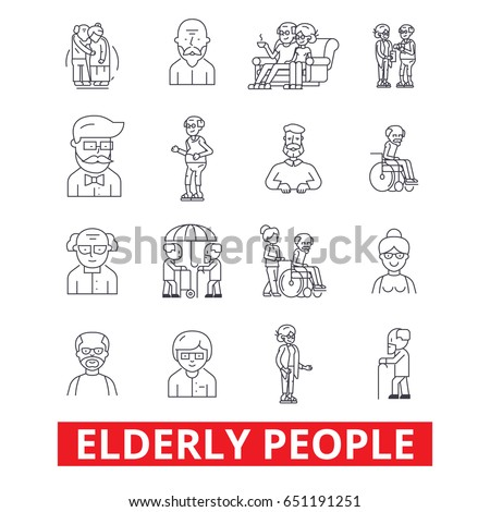elderly people  care  elderly