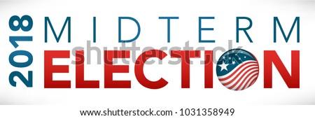 Election header banner w/ Vote