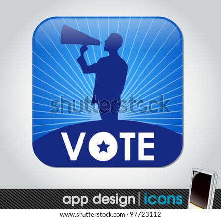 election vote app for mobile devices