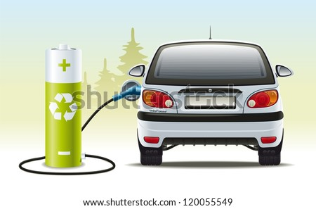 electric car recharges