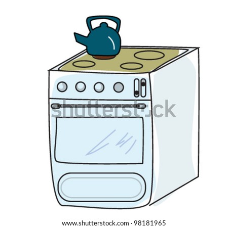 Download image Cartoon Cooker PC, Android, iPhone and iPad. Wallpapers
