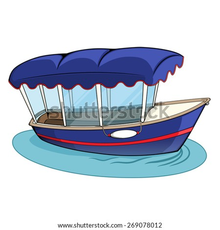 electric duffy boat