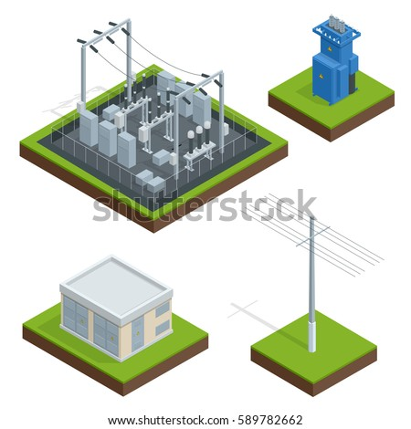 electric energy factory