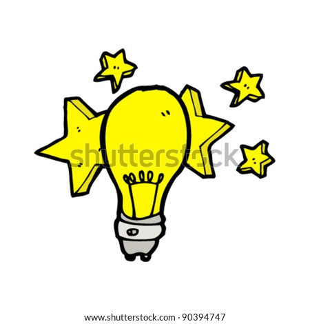 Cartoon Light Bulb http://www.shutterstock.com/pic-90394747/stock-vector-electric-light-bulb-cartoon.html