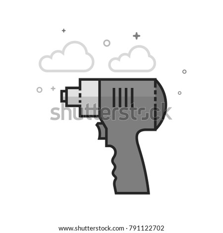 electric screwdriver icon in