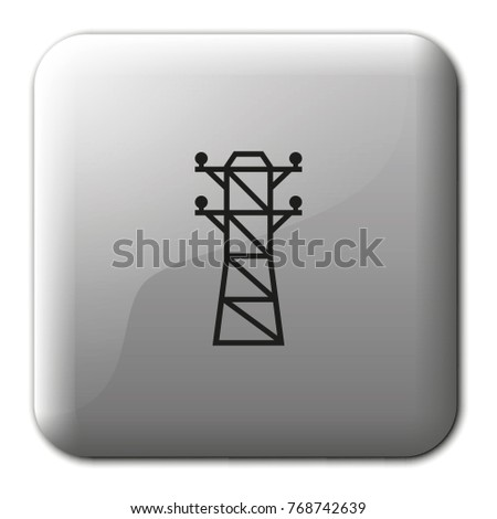 electric tower line