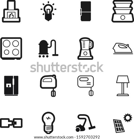 electric vector icon set such as: drawing, panel, stand, shine, vintage, flame, network, illuminate, healthy, chain, double, sun, eco, firepit, internet, heat, illumination, place, boiler, cleanup