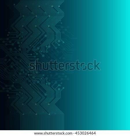 electrical circuit background