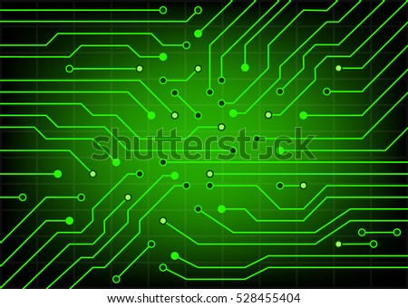 Circuit Board Background - Download Free Vector Art, Stock Graphics ...