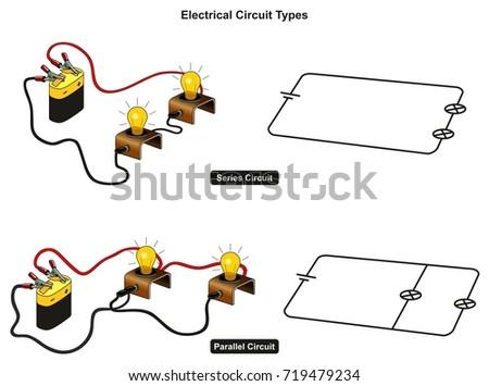 Electronic Circuit Symbol Vectors - Download Free Vector Art, Stock ...
