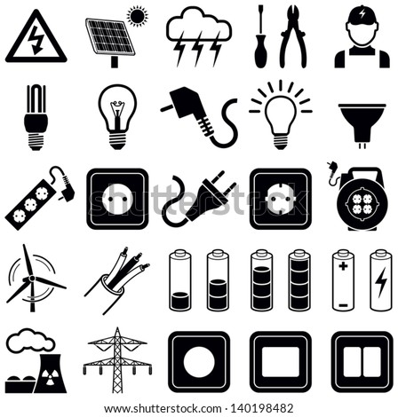 Building A Danelectro Style Body as well Solid Electrical Box further Stock Vector Electricity Icon Collection Vector Silhouette Illustration also Emerson Thermostat Wiring Diagram For Home in addition Download. on electric project box
