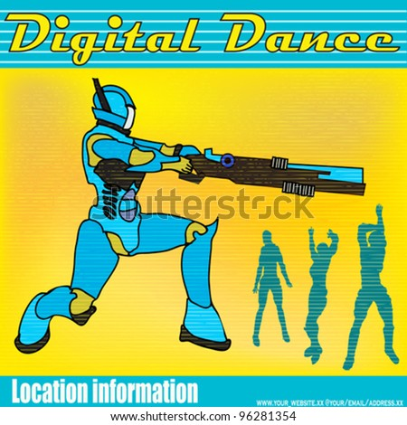 Electro Dancing, Future DJ Background