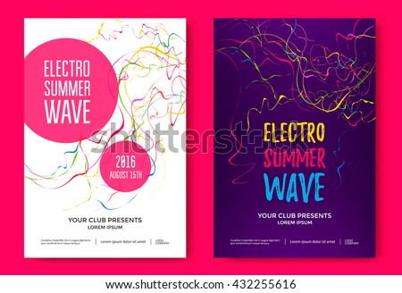 electro summer wave music