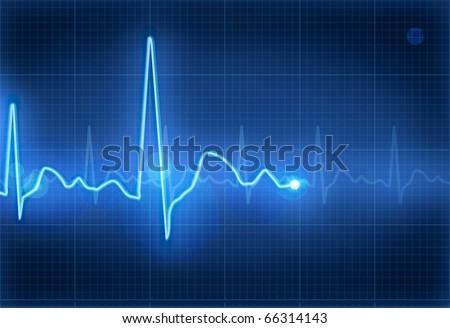 electrocardiogram  eps10