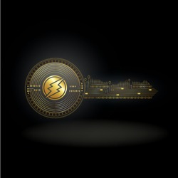 Electroneum Cryptocurrency Coin Private Key