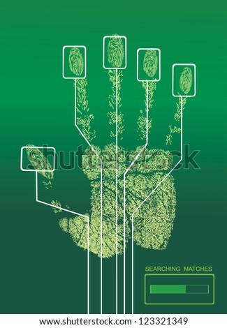 electronic biometric