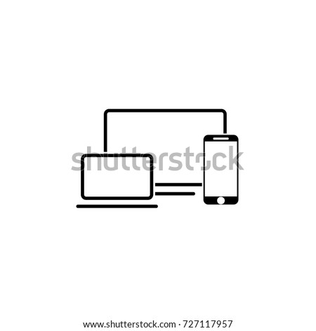 electronic devices icon