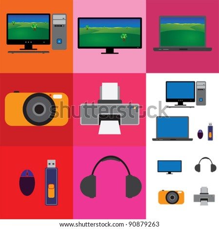 gadgets and electronic