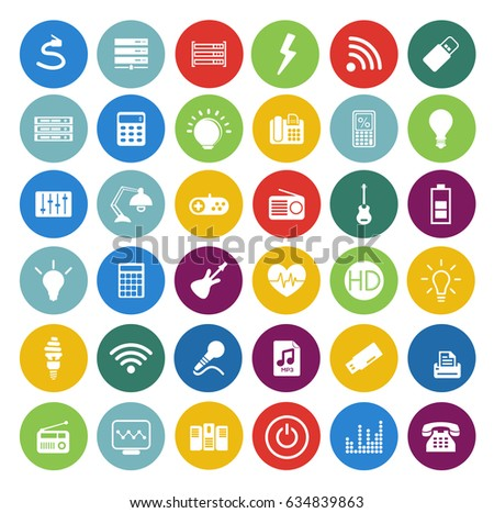 Home Electronic Icons Download Free Vector Art Stock Graphics