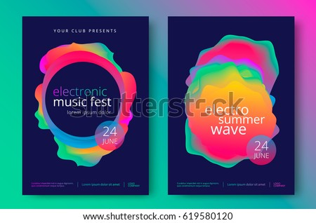 electronic music fest and