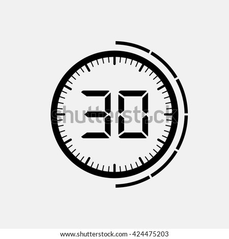 30 Seconds 410502 on ipad timeclock