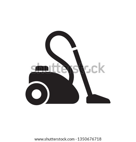 Electronics - Vacuum cleaner Icon