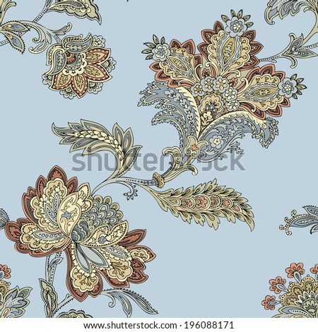 elegance seamless pattern with