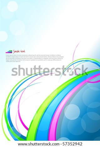 Elegant background. Eps10 vector illustration.