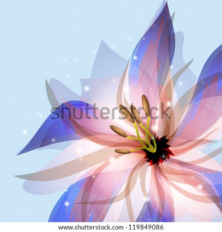 elegant background - vector illustration