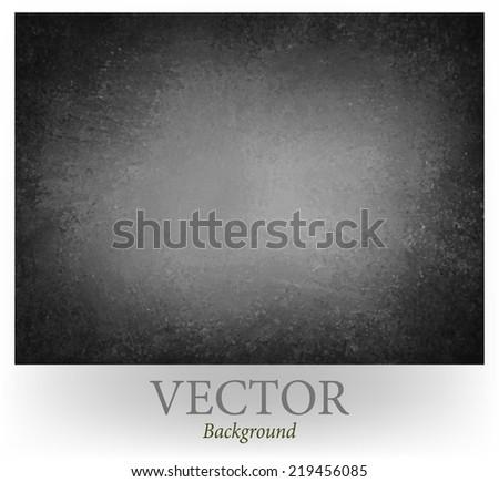 elegant black background vector