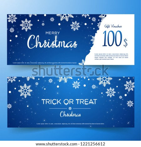 Classy Christmas Banners Sticker Design Banners