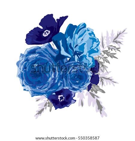 elegant floral bouquet  design