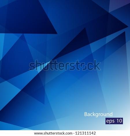 stock-vector-elegant-geometric-blue-background-vector-illustration-graphic-design-editable-for-your-design