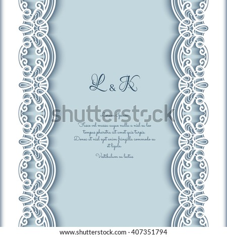 vector images illustrations and cliparts elegant greeting card