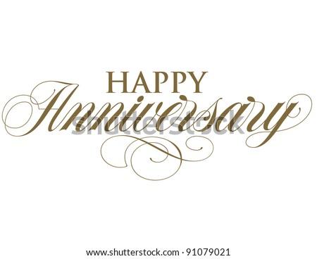 stock-vector-elegant-holiday-vector-lettering-series-happy-anniversary
